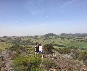 Top of Mount Bulli