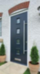 Replacement Door - Andy Glass Windows