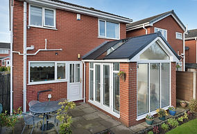 Tiled Solid Conservatory Roof