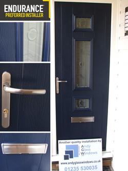 Endurance Composite Door