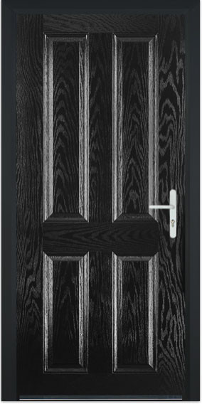 Door-Stop 4 Panel Door