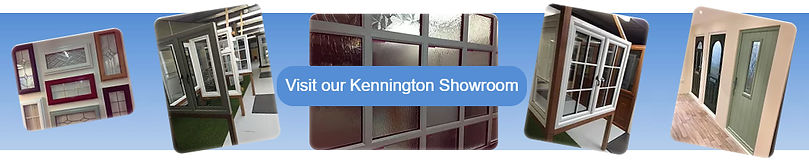 Andy Glass Windows Showroom advert