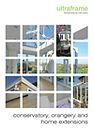 Conservatories, orangery and home extensions Brochure
