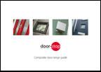 Door Stop composite door brochure