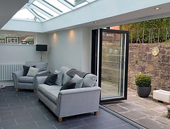Bi-Fold Doors - Andy Glass Windows