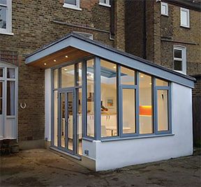 House Extension - Andy Glass Windows