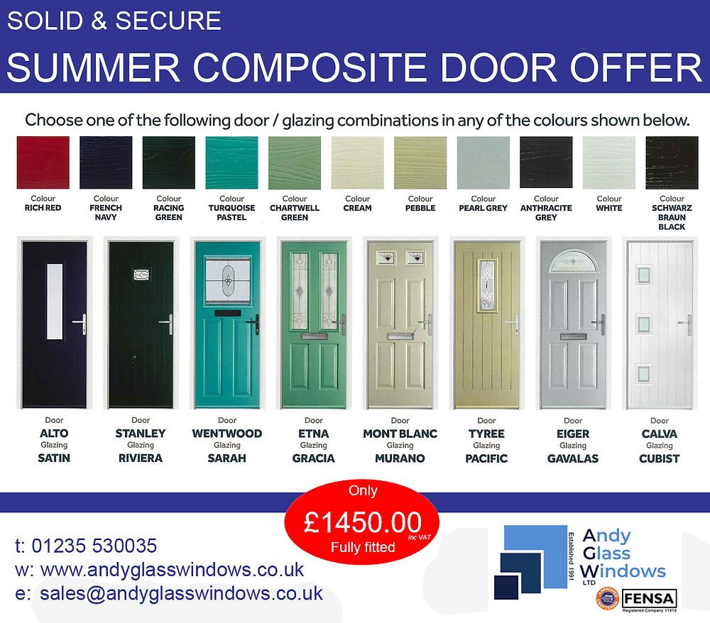 Composite Door Special Offer