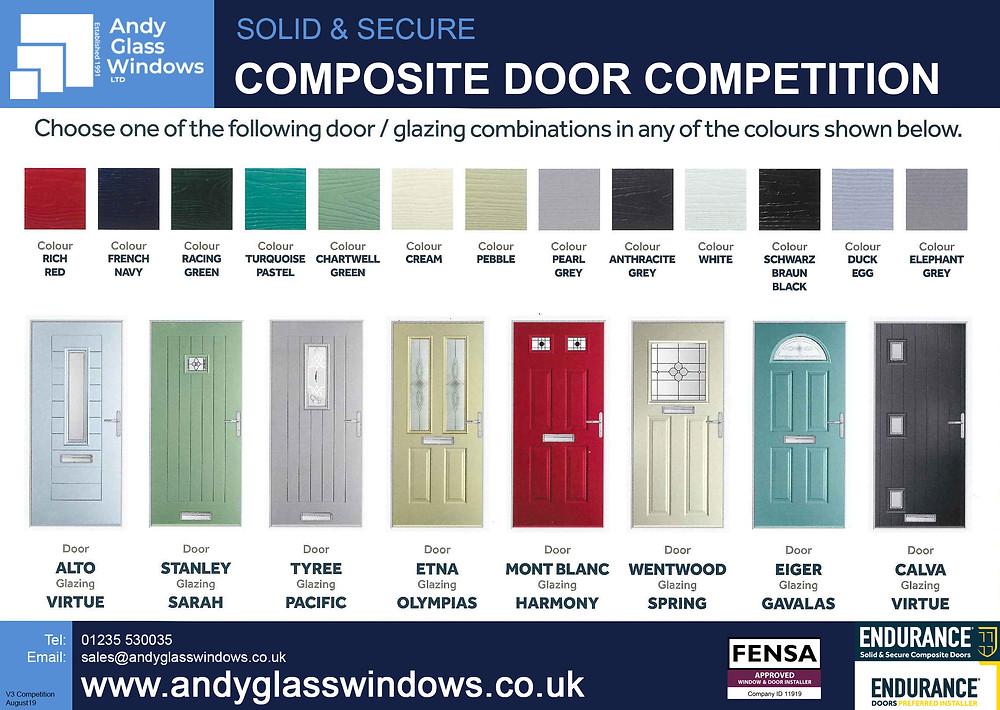 Options for the winning door
