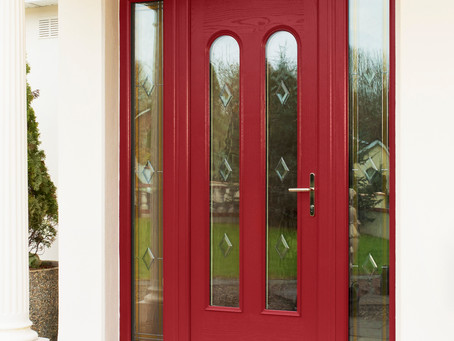 Design your dream composite door with our design tool