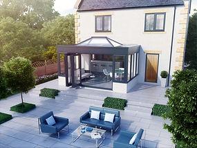 Lantern Roof - Andy Glass Windows