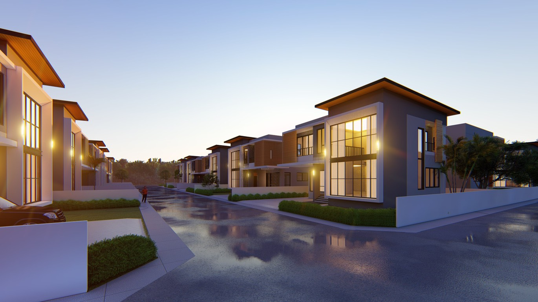 Modern Duplex