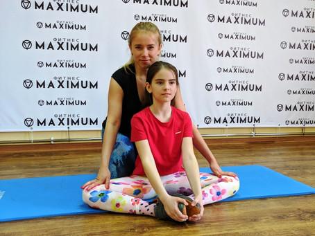 Занятия фитнесом с персональным тренером в Жуковском