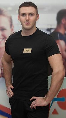 фитнес тренер Волков Максим Жуковский.jp