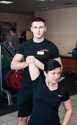 Фитнес тренер, фитнес клуб Жуковский