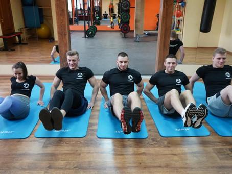 Персональные тренировки в фитнес-клубе в Жуковском