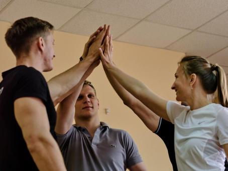 Влияние занятий фитнесом в фитнес клубе на здоровье.