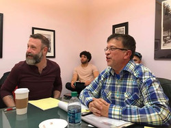 First Read Through of What If