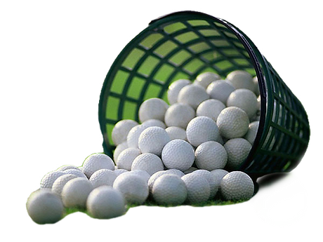 golf range equipment