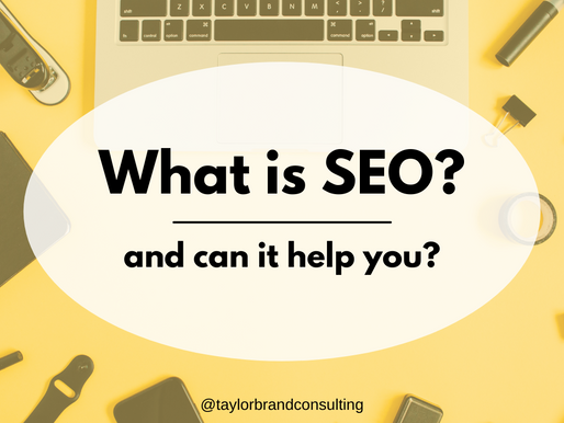 SEO: what is it; does it matter?