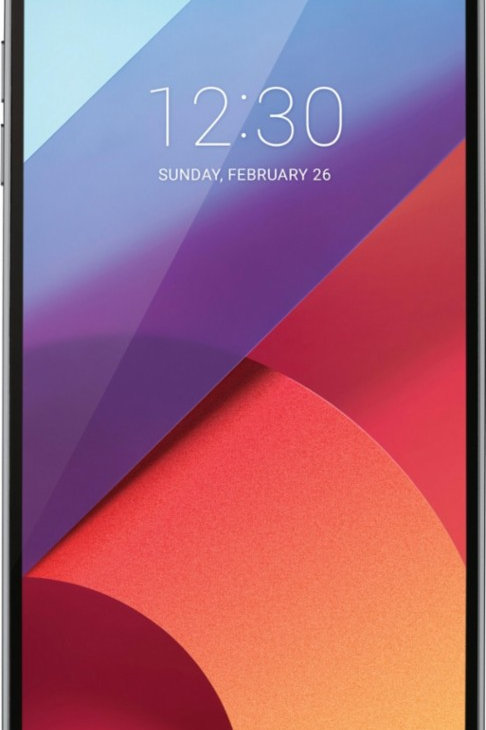 LG - G6 - 32GB Cell Phone (Unlocked) - Black