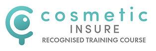 Cosmetic Insure Logo - Recognised Traini