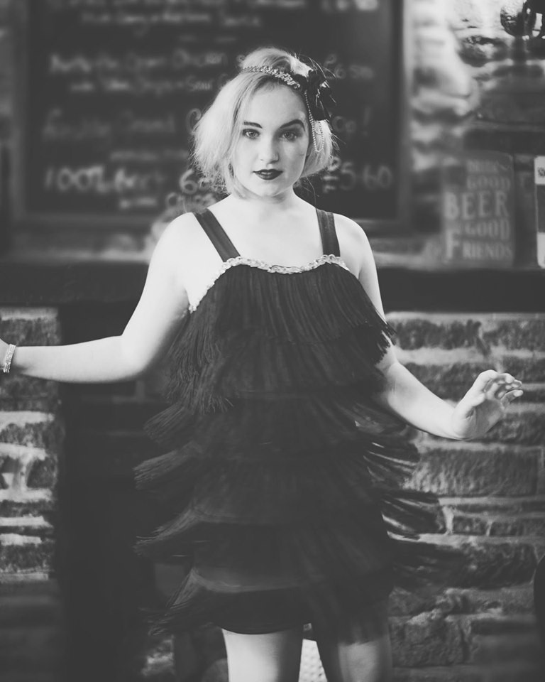 Flappers 1920s Shoot, July 2019