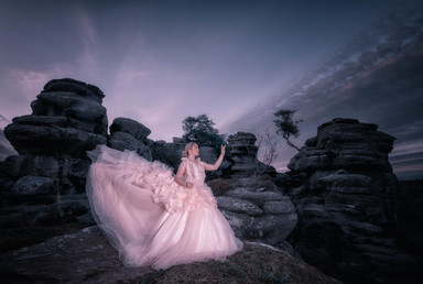 Fantasy Styled Shoot, August 2019