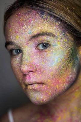 Beauty Editorial Shoot, September 2019