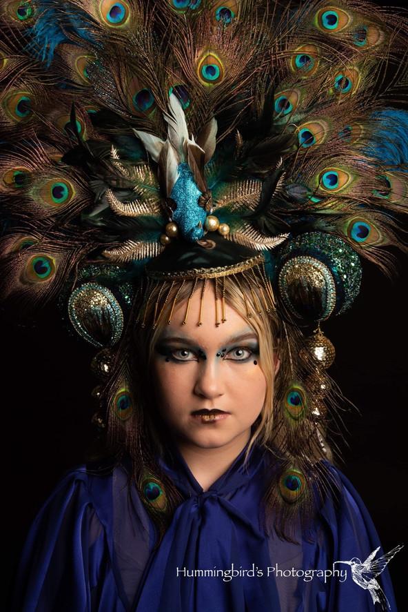 Peacock Series, February 2020