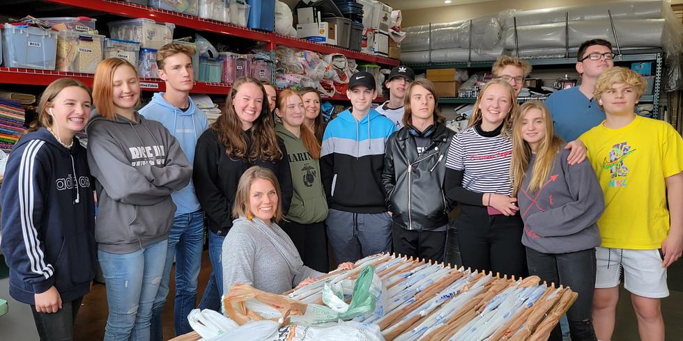 Warehouse Volunteers (PM)