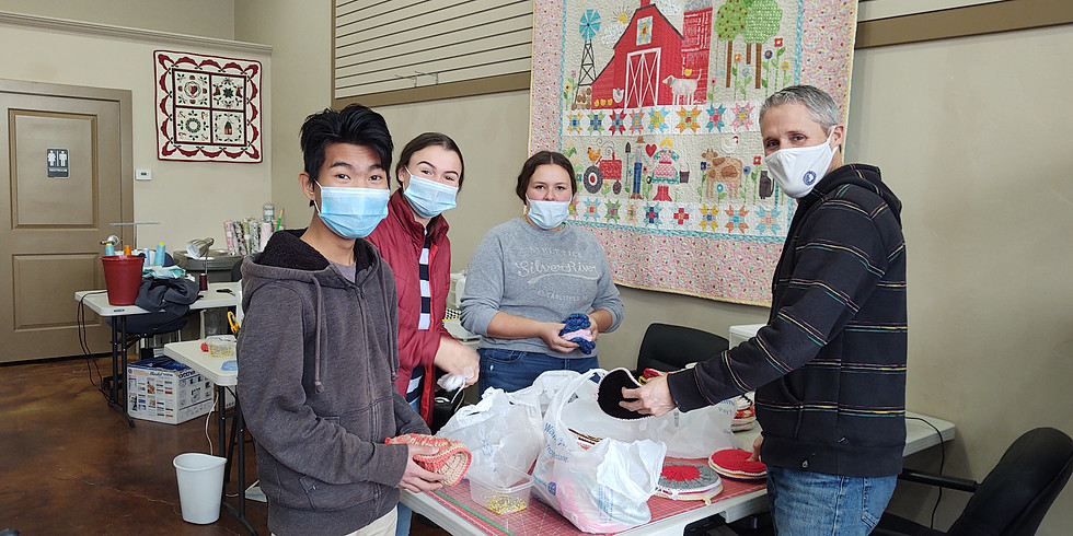 Warehouse Volunteers (AM)