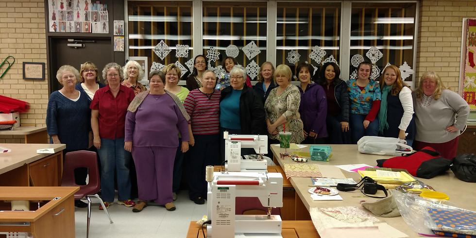 Friday Warehouse Volunteers (PM)