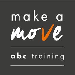 Make a move logo ontwerp
