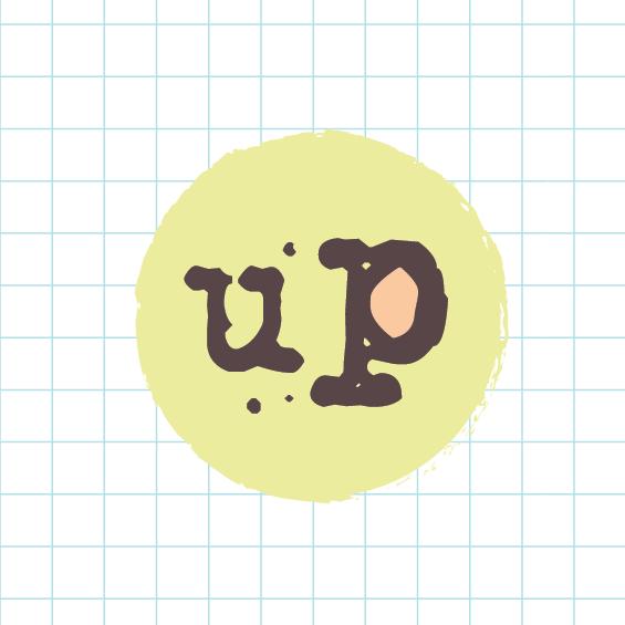UPgraded logo design