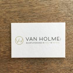 Logo Van Holme