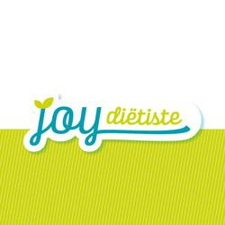 Logo ontwerp JOY diëtiste