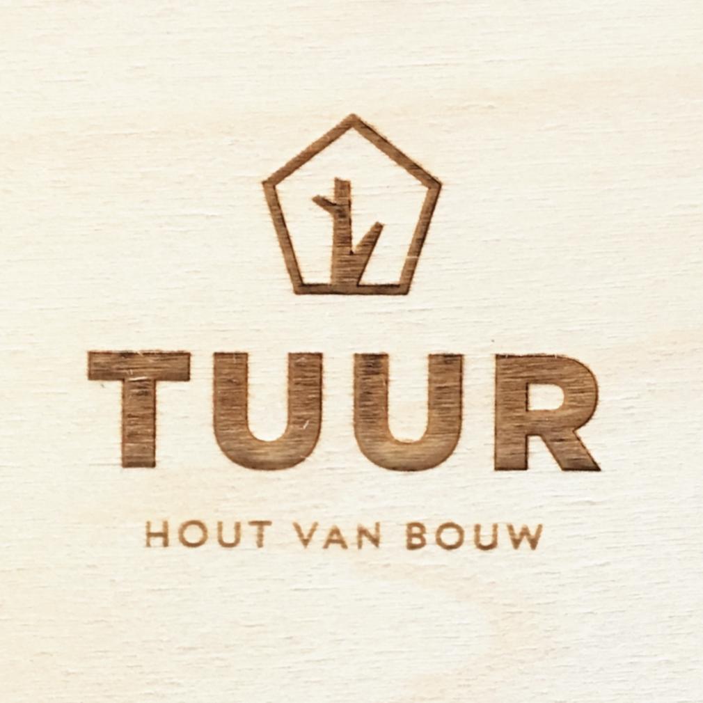 Logo TUUR houtvanbouw