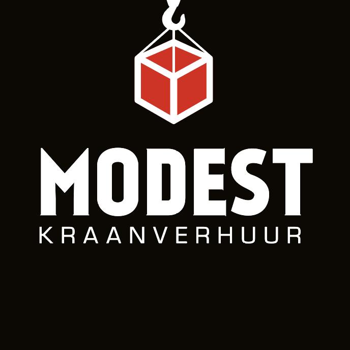 Logo Modest kraanverhuur