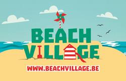 Beach Village logo