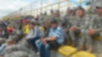La Equidad continúa  abriendo las puertas de los estadios a la Armada Nacional