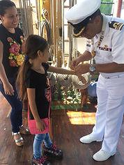El ARC Gloria y la Reserva Naval de Bogotá presentes en el Festival Velas Veracruz 2018