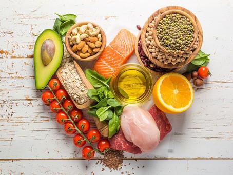 Les bases d'une alimentation saine