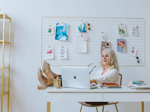 Many People Start New Businesses After Age 50