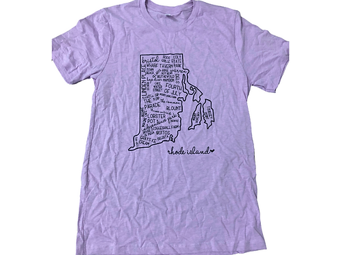 Bristol/Warren, Rhode Island, Unisex T-Shirt