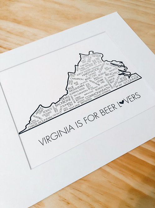 Virginia Is For Beer Lovers