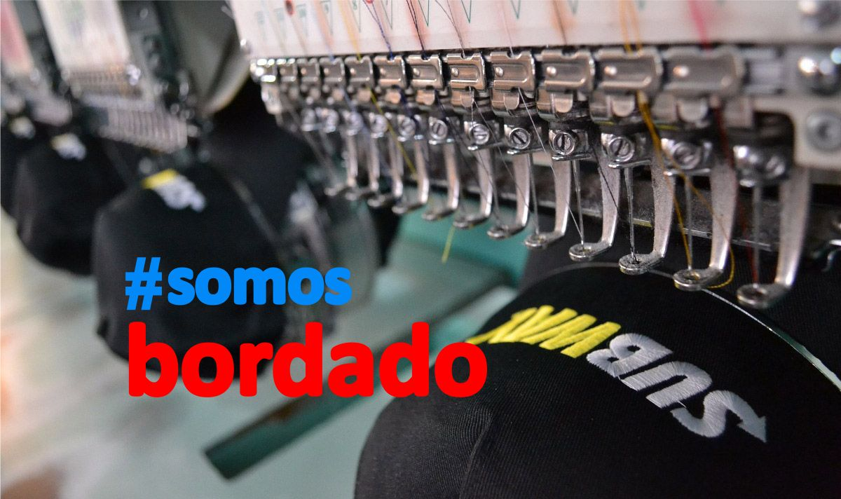 BORDADO EN GORRA