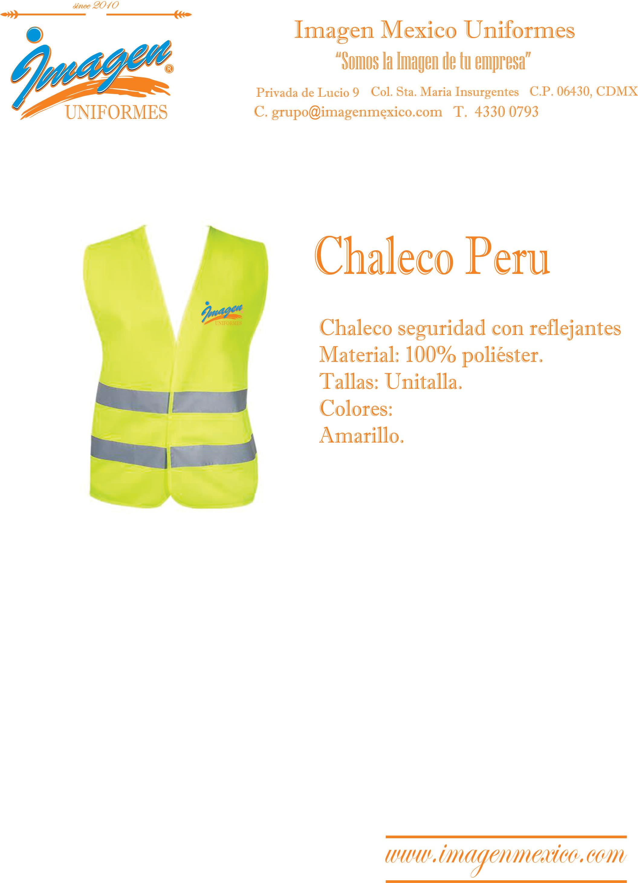 chalecos Peru 3 seguridad