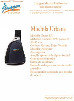 MOCHILA URBANA