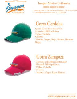 Gorras España 3 Acrilan