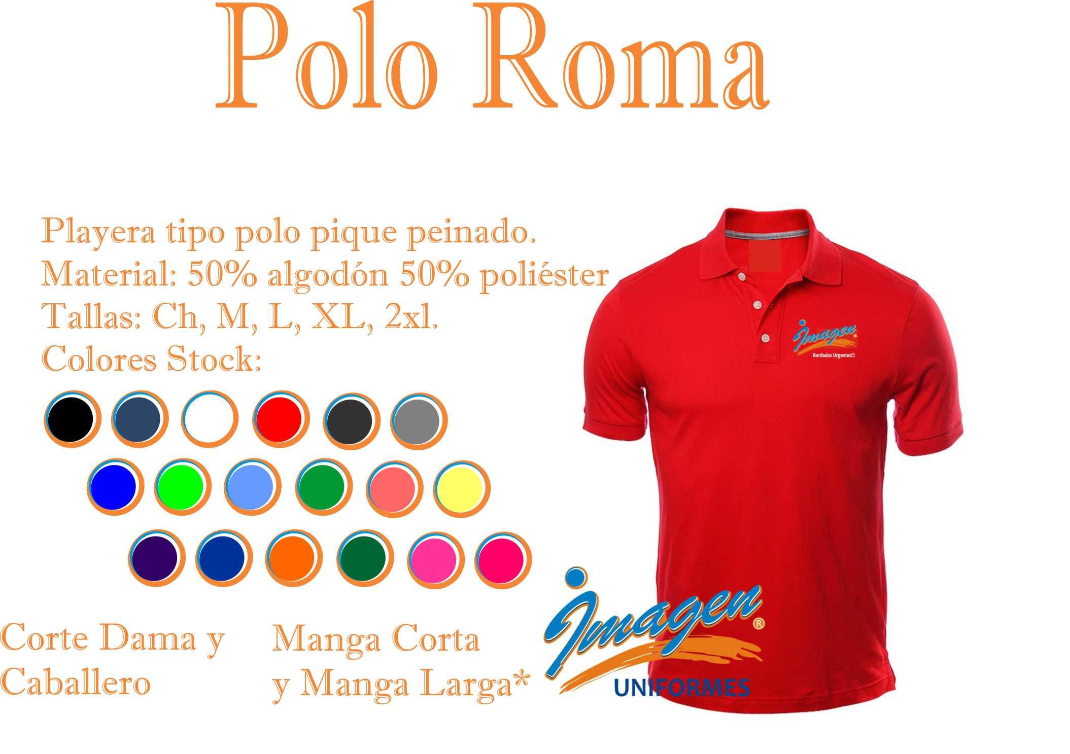 POLO ROMA